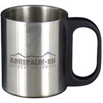 Кружка Adrenalin Metal Cup 285P
