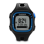 Спортивные часы Garmin Forerunner 15 Black/Blue HRM